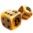 Bitcoin Dice Games Played